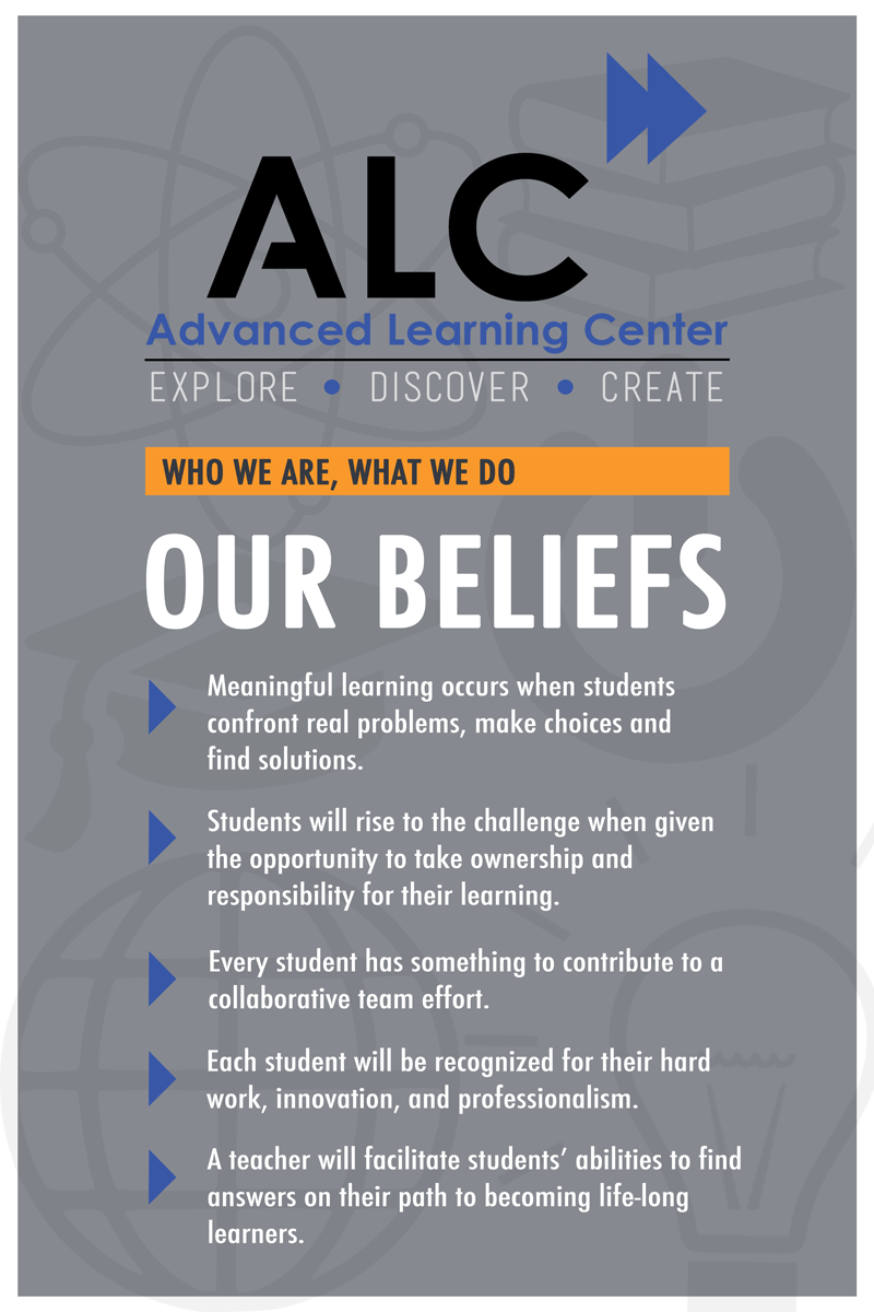 ALC Beliefs Statement - Clicking the image loads the page where these are listed.