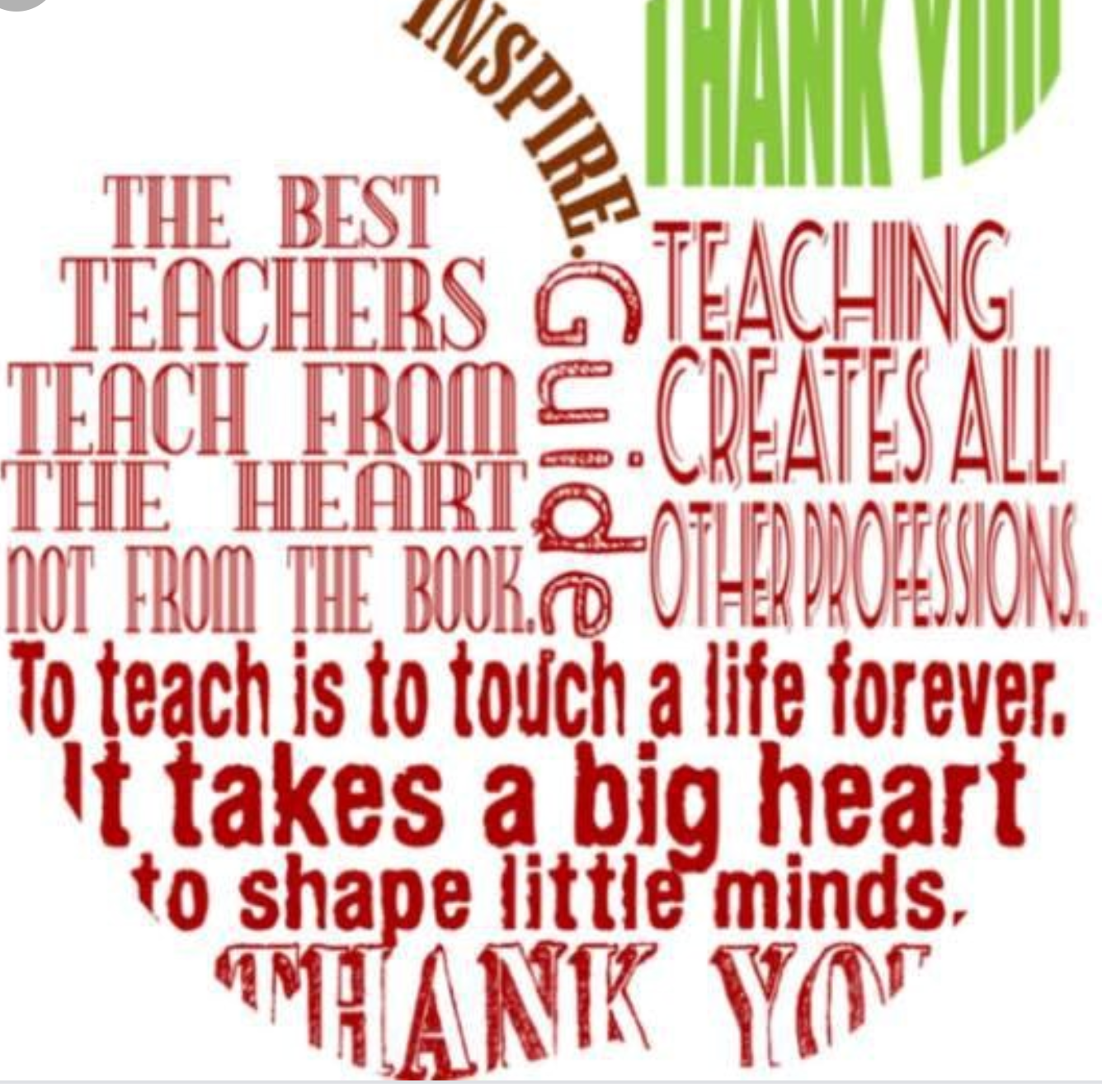 Teacher Appreciation Week Is This Week Advanced Learning
